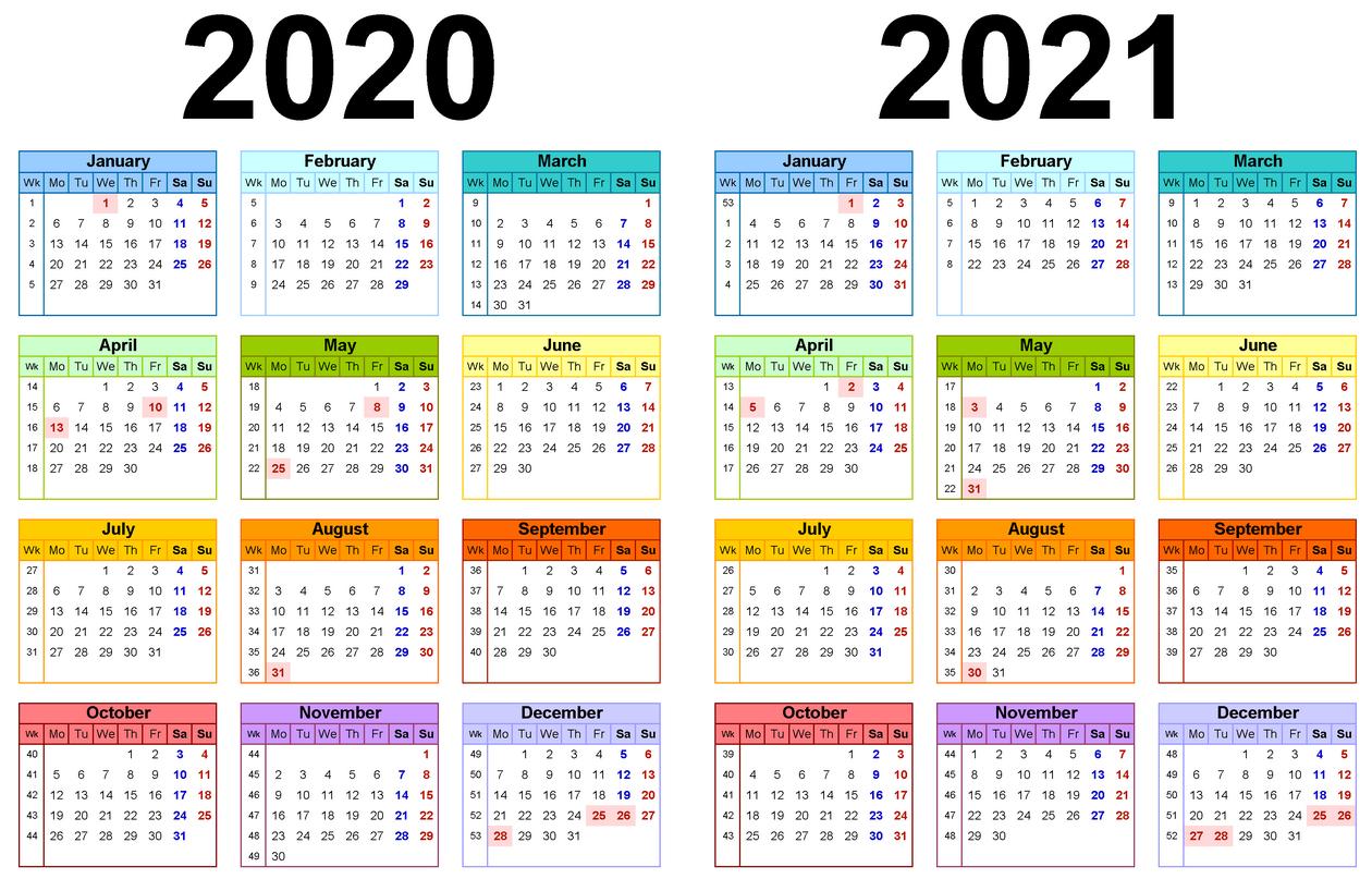 Kw 20 2021